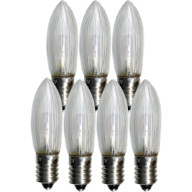 Reservlampa 7-pack Universal LED , hemmetshjarta.se
