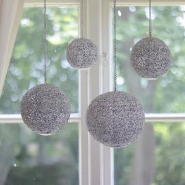Ljusklot i metall till värmeljus Antikvit 13,5 cm , hemmetshjarta.se