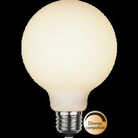 LED-Lampa E27 Double Coating Ø95 lm400/35w Frostad , hemmetshjarta.se