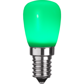 LED-lampa E14 ST26 Outdoor Lighting ST26 Grön , hemmetshjarta.se