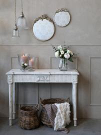 Avlastningsbord med dekor , hemmetshjarta.se