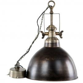 Lampa/Baron Antik Brun * , hemmetshjarta.se