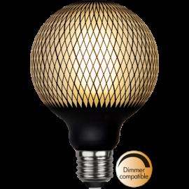LED-lampa E27 Graphic G95 Dim , hemmetshjarta.se