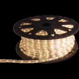Ljusslang Ropelight Flex LED Reel Utomhus Varmvit 1620 ljus 4500cm , hemmetshjarta.se