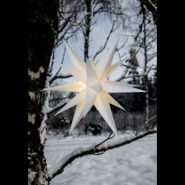 Batteridriven Stjärna Alice för utomhusbruk , hemmetshjarta.se