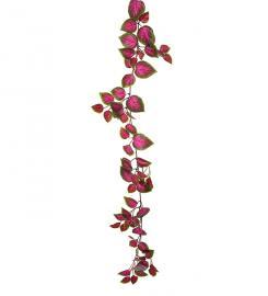 Konstgjord Palettblad girlang 160 cm , hemmetshjarta.se