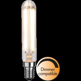 LED-Lampa E14 Ø20 Dim lm250/25w Clear , hemmetshjarta.se