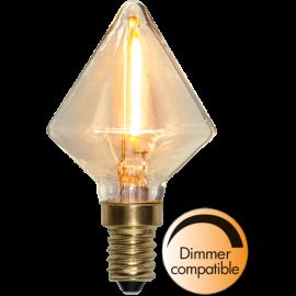 LED-lampa E14 Soft Glow Dim , hemmetshjarta.se