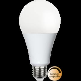 LED-Lampa E27 High Lumen Ø80 Dim lm2200/136w Frostad , hemmetshjarta.se