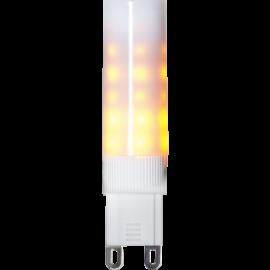 LED-lampa Flame G9 , hemmetshjarta.se