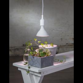 LED-lampa E27 PAR38 Plant Light , hemmetshjarta.se