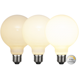 LED-Lampa E27 Ø95 Dim 3-step lm800/60w Frostad Ra90 , hemmetshjarta.se