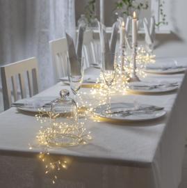 Ljusslinga Dew Drop 720 st LED ljus , hemmetshjarta.se