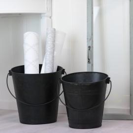Hinkar 2-pack - matt svart , hemmetshjarta.se