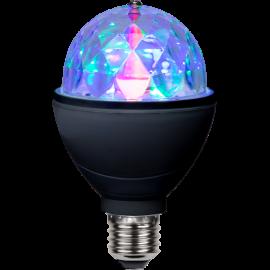 LED-lampa E27 Disco , hemmetshjarta.se