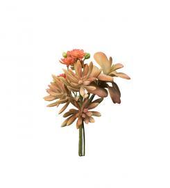 Konstgjord Succulent bukett 18 cm , hemmetshjarta.se