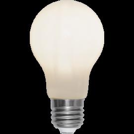 LED-Lampa E27 Ø60 lm470/40w Frostad Ra90 , hemmetshjarta.se