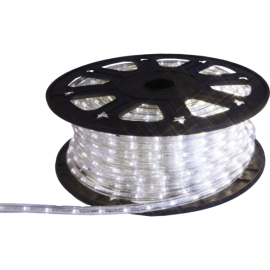 Ljusslang Ropelight Flex LED Reel Utomhus Kallvit 1620 ljus 4500cm , hemmetshjarta.se