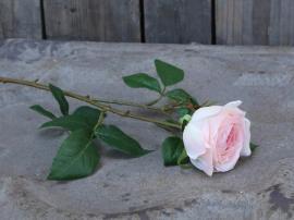 Flower Rose H57 cm rosa , hemmetshjarta.se