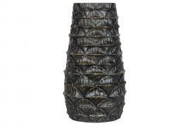 Kruka/Vas Palm Brunguld 19.5x35cm , hemmetshjarta.se