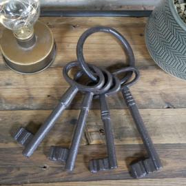 .Nycklar i gjutjärn , hemmetshjarta.se