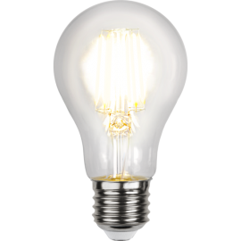 LED-Lampa E27 Low Voltage Ø60 lm450/39w 12-24 VDC Clear , hemmetshjarta.se