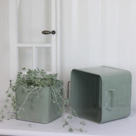 Plant Kvadrat 2-pack 20/16 - grön , hemmetshjarta.se