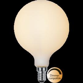 LED-lampa E14 Opaque Double Coating G95 , hemmetshjarta.se