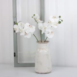 Konstgjord Orkidéstjälk Phalaenopsis 65 cm , hemmetshjarta.se