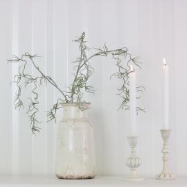 Konstgjord Kvist med glitter 110 cm , hemmetshjarta.se