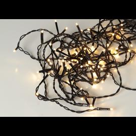 Ljusslinga Utomhus EL Serie LED Varmvit 160 ljus 1600cm , hemmetshjarta.se
