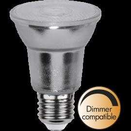 LED-Lampa E27 PAR20 Spotlight Glass Dim , hemmetshjarta.se