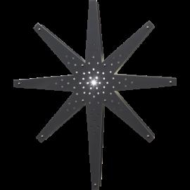 Stjärna Tall 70cm Grafit , hemmetshjarta.se