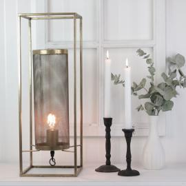 Lampa Industri 56 cm - antikguld , hemmetshjarta.se