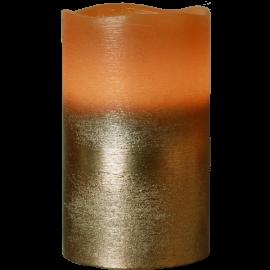 Batteridriven Blockljus LED Cooper 7,5x12,5cm , hemmetshjarta.se