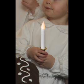 Santa Lucia Tärnljus Guld , hemmetshjarta.se
