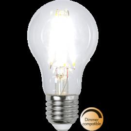 LED-Lampa E27 Ø60 Dim lm890/65w Clear , hemmetshjarta.se
