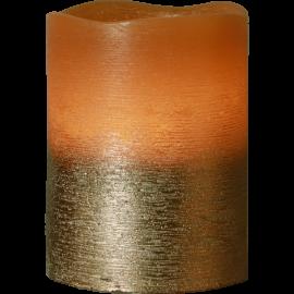 Batteridriven Blockljus LED Cooper 7,5x10cm , hemmetshjarta.se