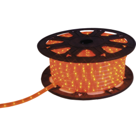 Ljusslang Ropelight Micro Reel Utomhus Orange 1620 ljus 4500cm , hemmetshjarta.se