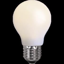 LED-lampa E27 Outdoor Lighting A55 Opal , hemmetshjarta.se