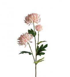 Konstgjord Chrysanthemum 60 cm , hemmetshjarta.se