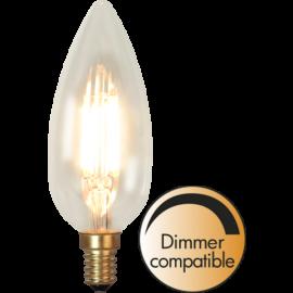 LED-lampa E14 Soft Glow C45 Dim , hemmetshjarta.se