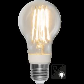 LED-Lampa E27 Sensor Ø60 lm1050/75w Clear , hemmetshjarta.se