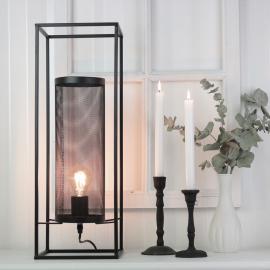 Lampa Industri 56 cm - svart , hemmetshjarta.se
