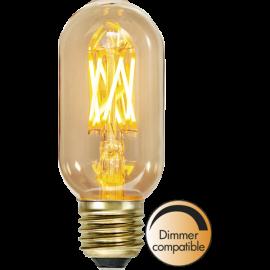 LED-lampa E27 Vintage Gold T45 Dim , hemmetshjarta.se