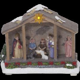 Panorama Nativity , hemmetshjarta.se
