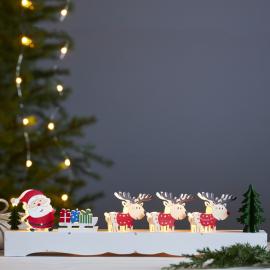 Ljusstake Rudolf , hemmetshjarta.se