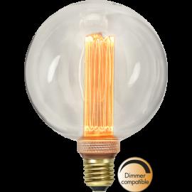 LED-lampa E27 New Generation Classic G125 Dim , hemmetshjarta.se