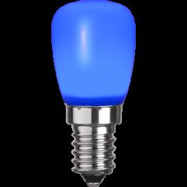 LED-lampa E14 ST26 Outdoor Lighting ST26 Blå , hemmetshjarta.se