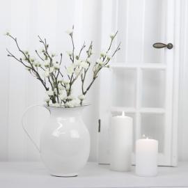 Konstgjord Blomkvist 50 cm , hemmetshjarta.se